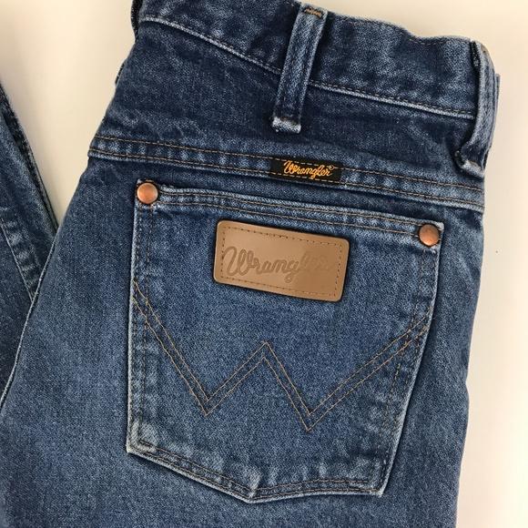 7e9cb5d1 Wrangler Jeans | Vintage Straight Leg 30x34 | Poshmark